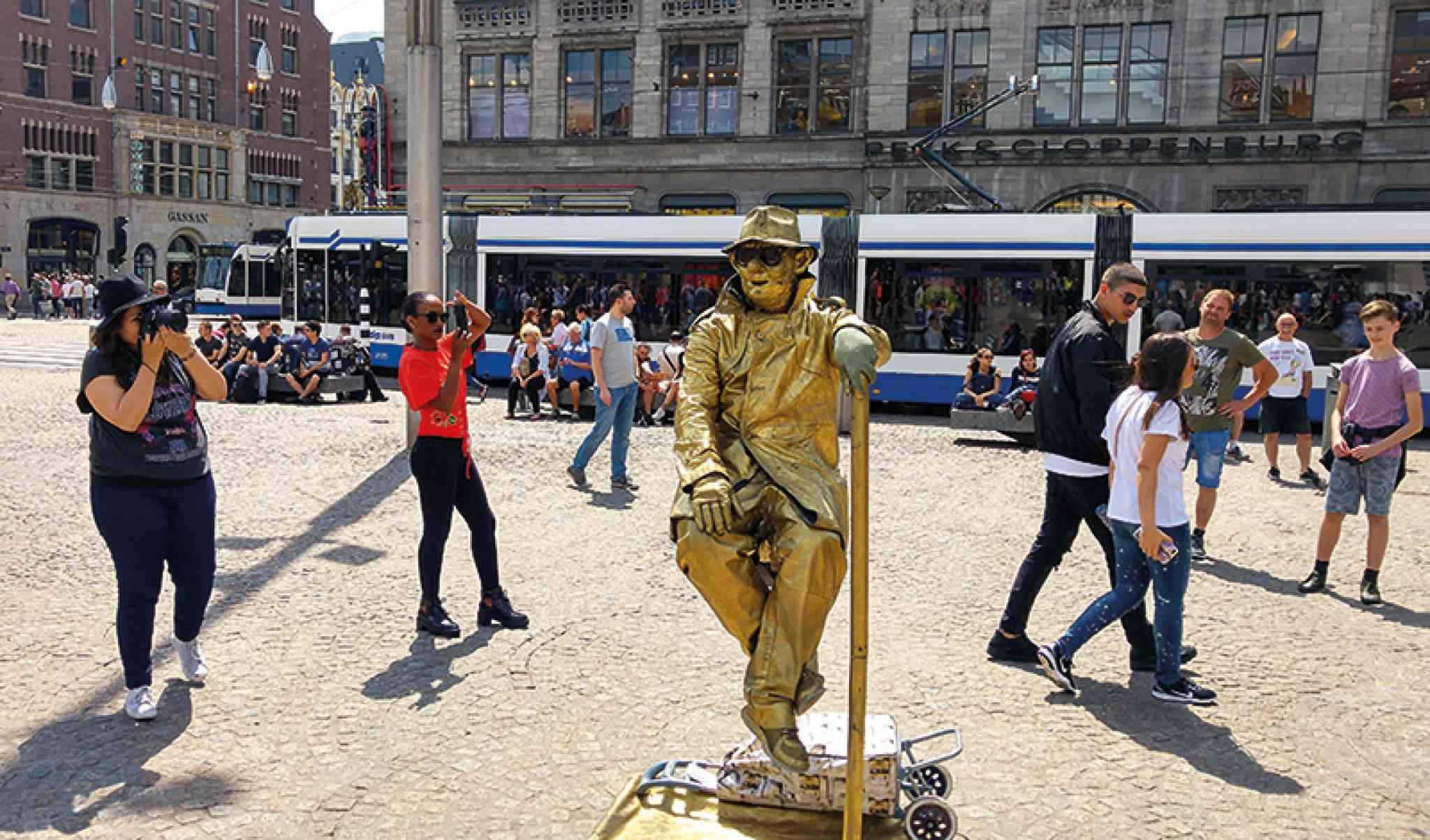 Een dagje uit in en rond Amsterdam